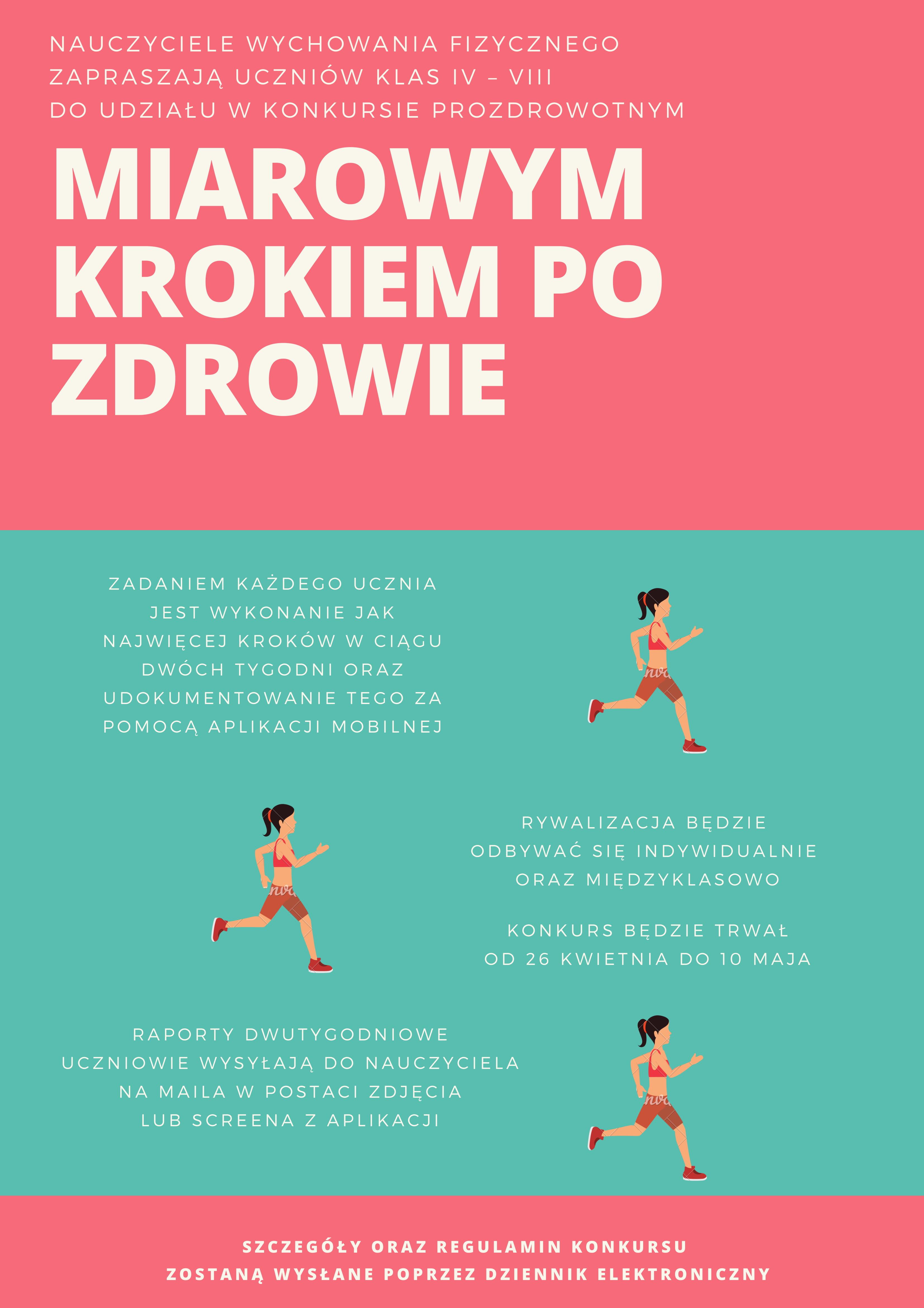 Vector Illustration Green Running Club Poster (2)-1