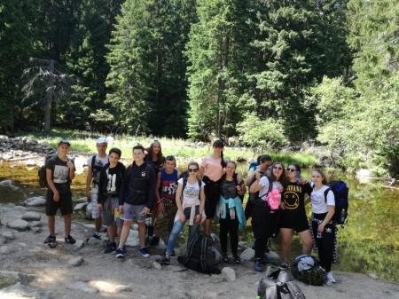 Karpacz 2018 - wycieczka kl.VII