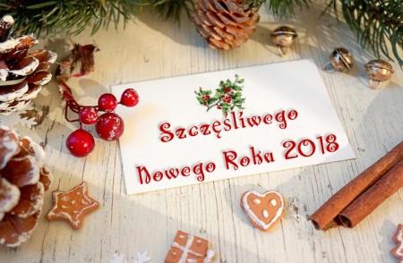 Witajcie w Nowym Roku! :)