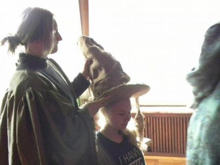 Wycieczka do zamku w Mosznej