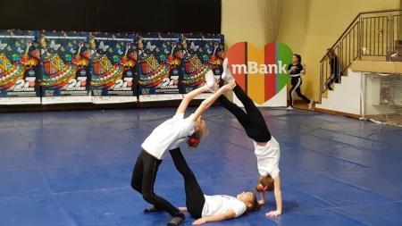 WOŚP - sekcja taneczna