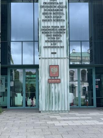 Finał IV edycji Ogólnopolskiej Akademii – Konkursu Wiedzy o Prawie