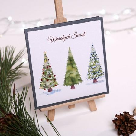 Konkurs na najładniejszą kartkę świąteczną