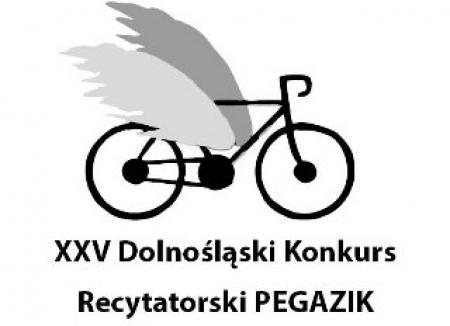 """XXV KONKURS RECYTATORSKI """"PEGAZIK"""" - ETAP MIEJSKI"""
