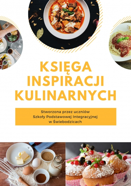 Szkolna Księga Inspiracji Kulinarnych
