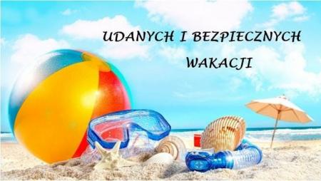 Słonecznych wakacji!