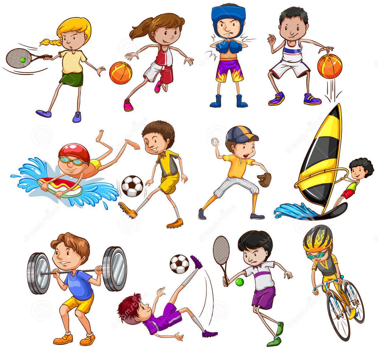 Moje zainteresowania sportowe