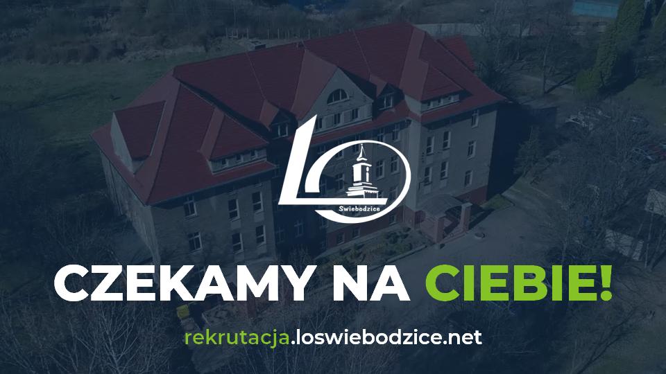 Oferta edukacyjna LO Świebodzice